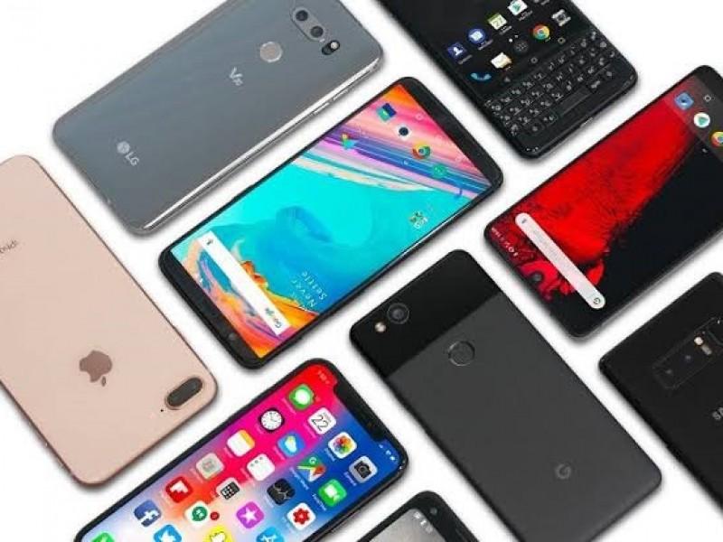 Elevada inversión al adquirir teléfonos inteligentes