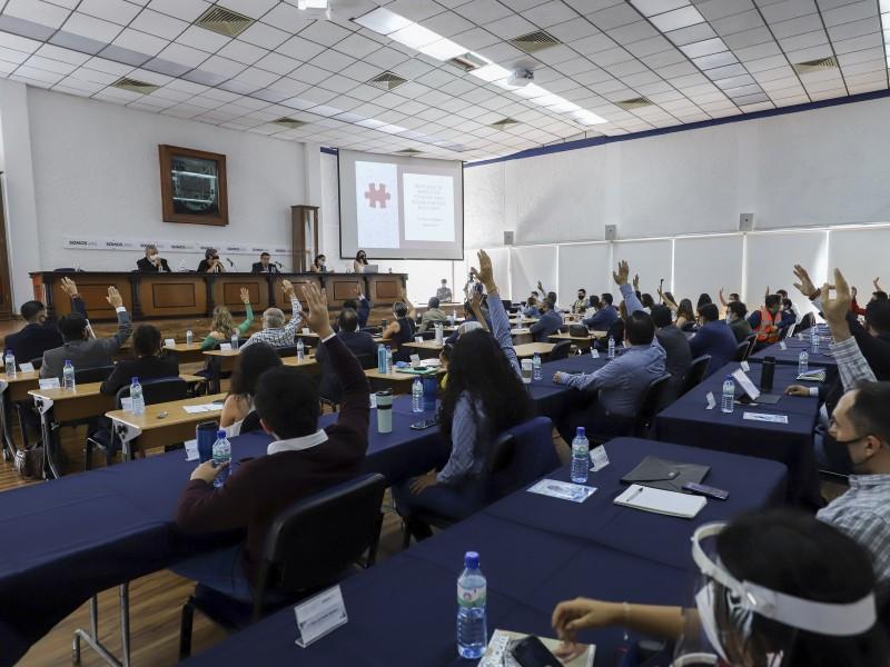 Elige Consejo Universitario UAQ a Comisión Electoral