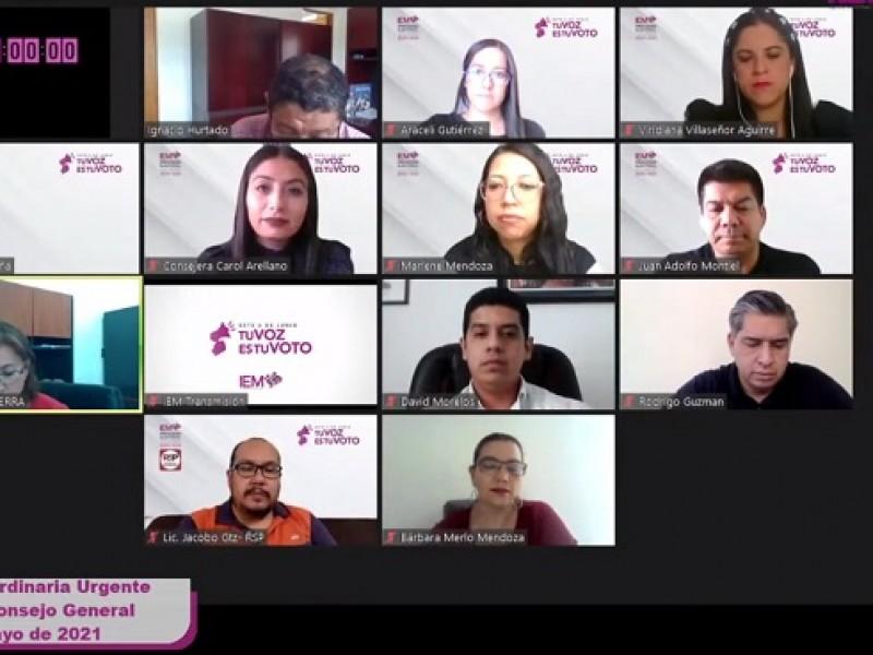 Elimina IEM candidaturas a Fuerza Por México La Piedad