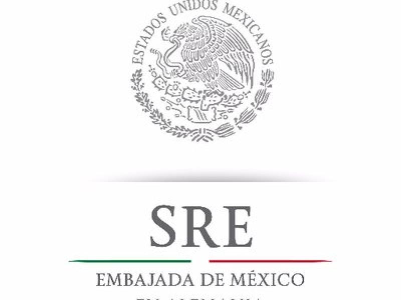 Embajada Mexicana en Alemania pendiente de connacionales