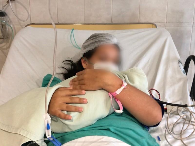 Embarazada supera COVID y da a luz en IMSS Nayarit