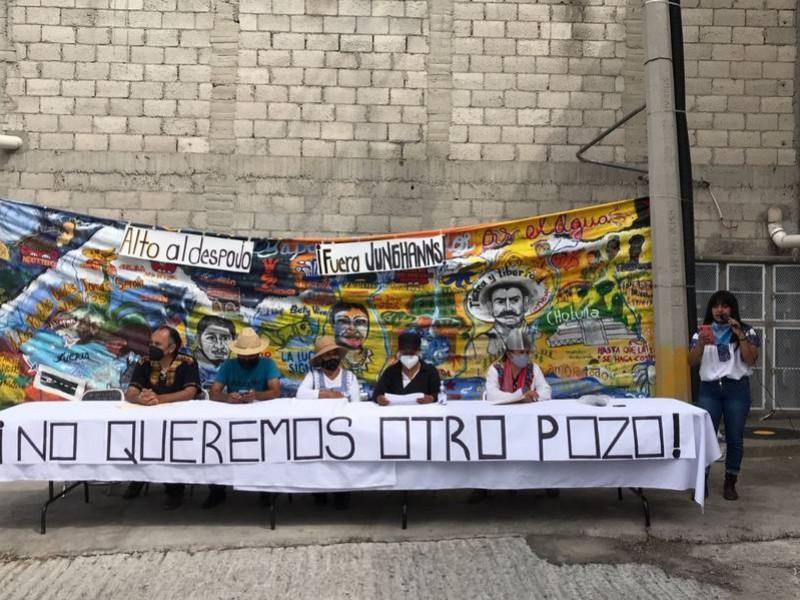 Embotelladoras de agua en Puebla fueron clausuradas por irregularidades