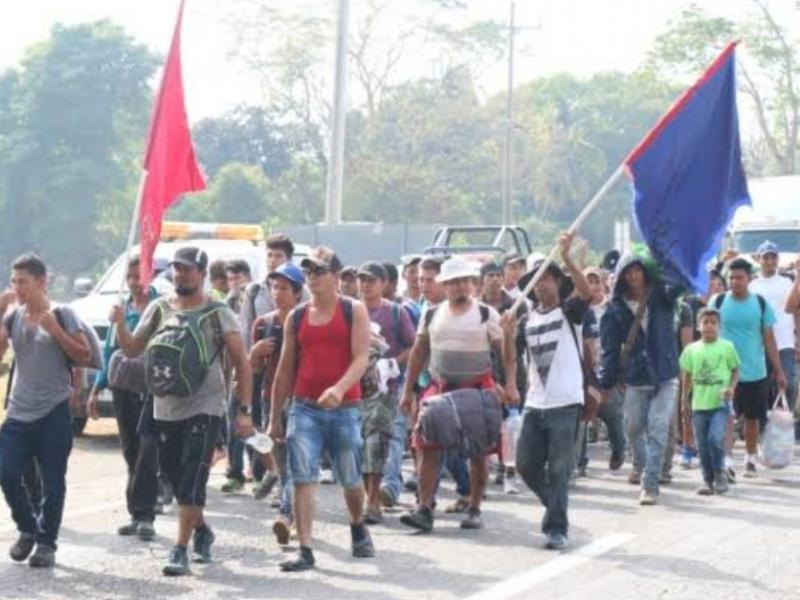 Emergencia humanitaria por migrantes en Chiapas