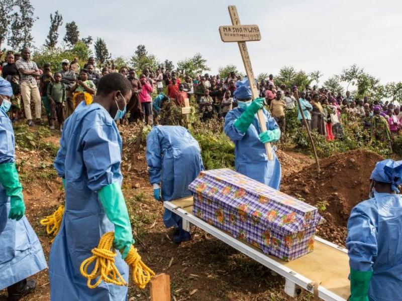 Emergencia mundial por brote de ébola