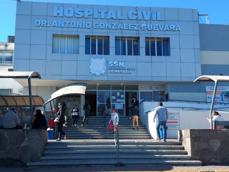 Emite CDDH recomendación a SSN por falta de equipamiento médico