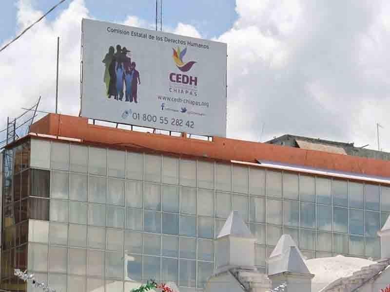 Emite CNDH recomendación a gobierno estatal por omisiones
