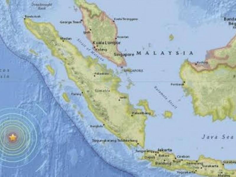 Emite Indonesa alerta de tsumani tras sismo