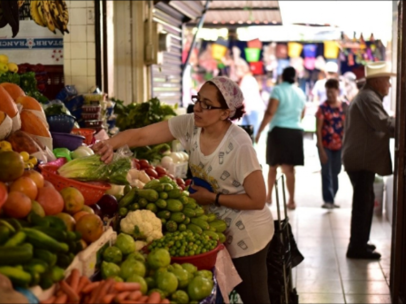 Emite Jacona medidas sanitarias para asistir a mercado