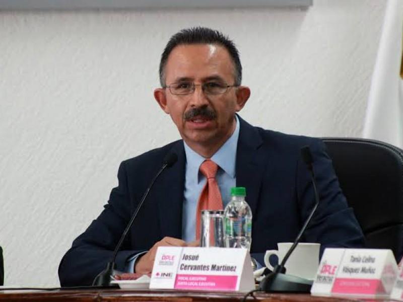 Emite lineamientos INE tras inicio de campañas electorales