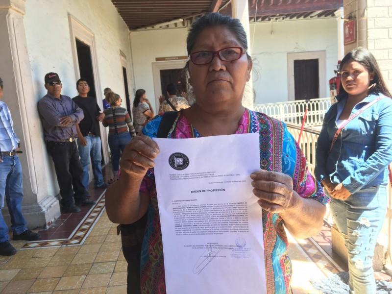 Emite MP orden de protecciòn a trabajadoras Yaquis