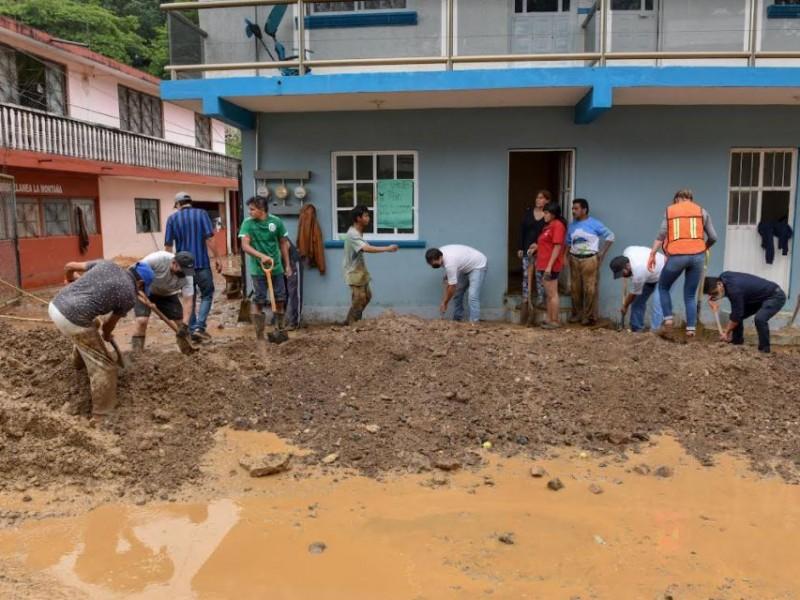 Emite PC municipal de Xalapa alerta preventiva ante lluvias