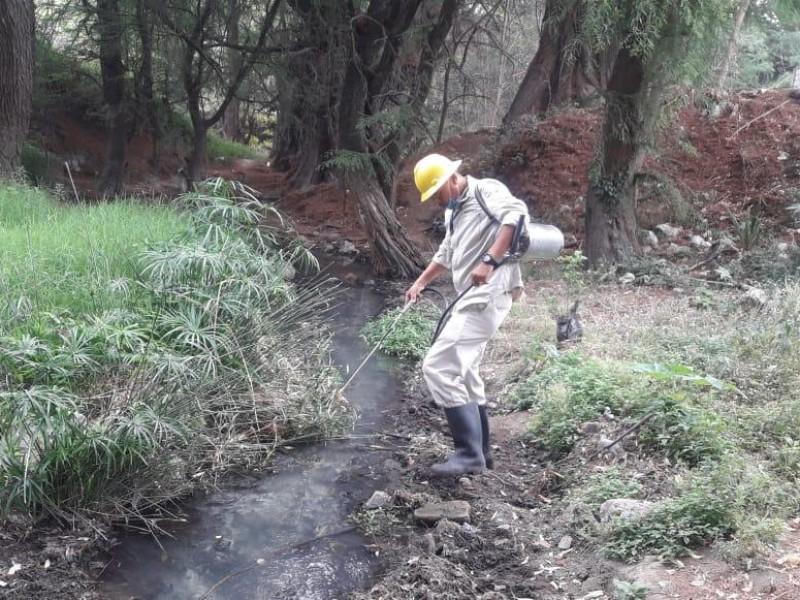 Emite SESEQ medidas preventivas para temporada de lluvias