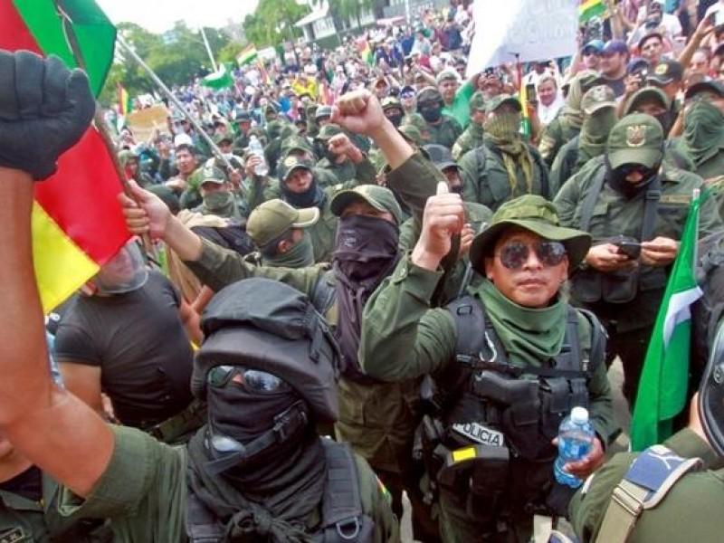 Emiten alerta de viaje a Bolivia