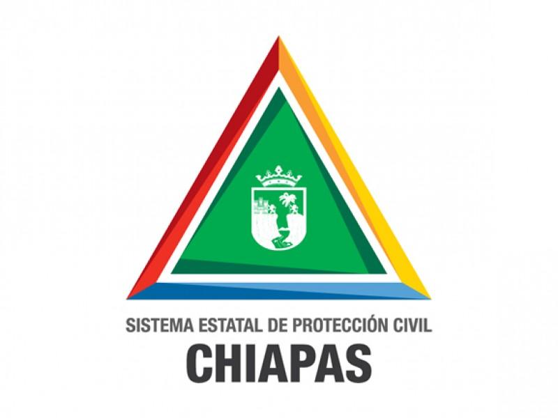 Emiten alerta por mar de fondo en Chiapas