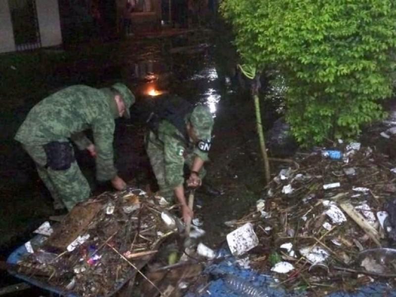 Emiten declaratoria de emergencia en Tapachula por inundaciones