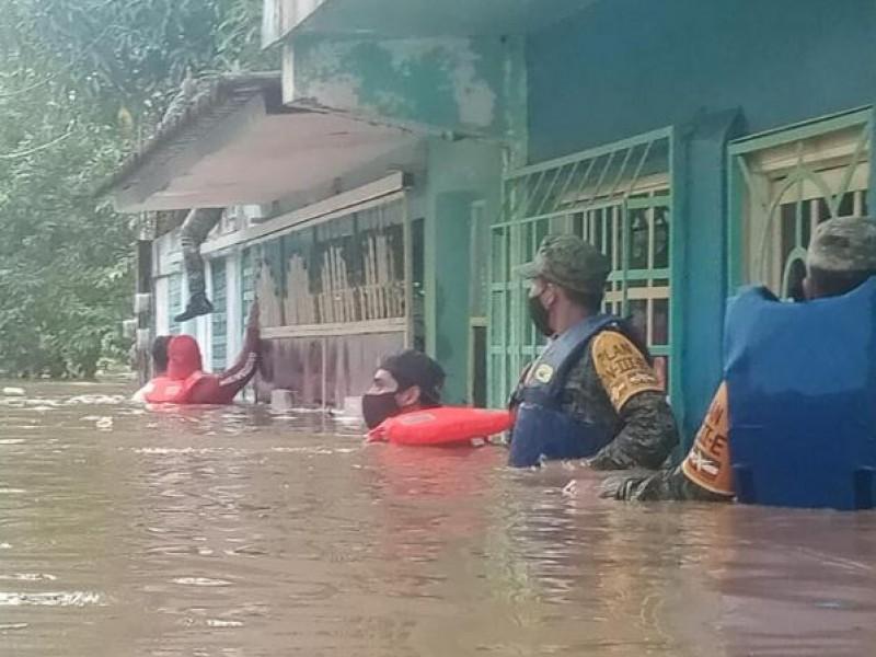 Emiten declaratoria de emergencia para 4 municipios de Veracruz