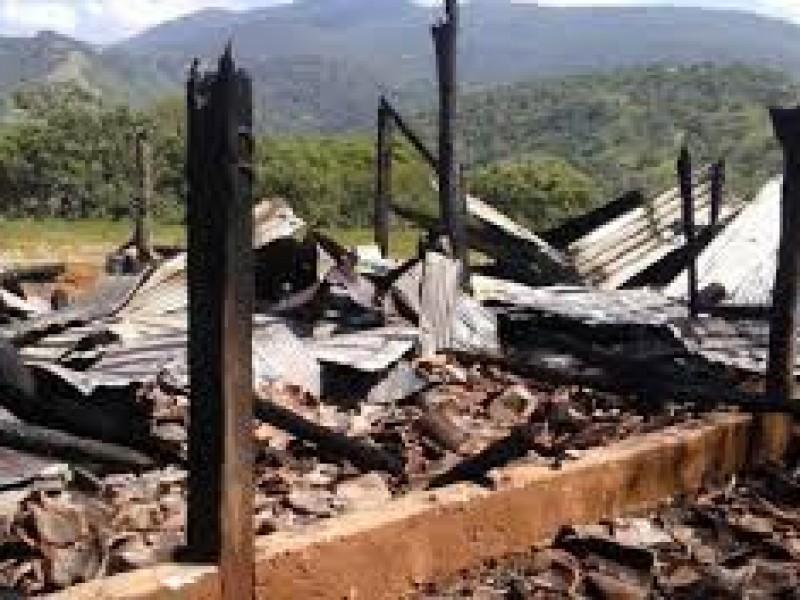 Emiten declaratoria de emergencia por incendios en la Región Mixteca
