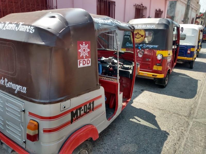 Emiten exhortos a transportistas por la emergencia sanitaria