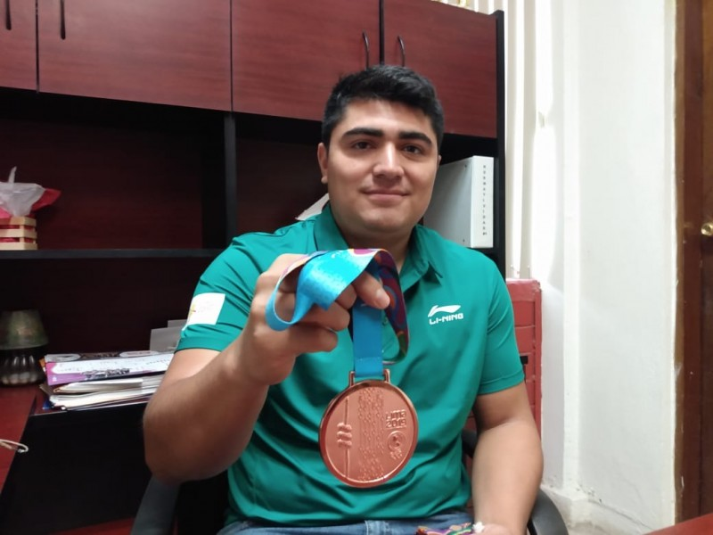 Empalmense se trae medalla de Panamericanos Perú