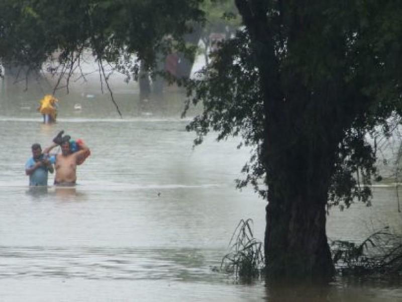 Empeoran inundaciones en Tabasco