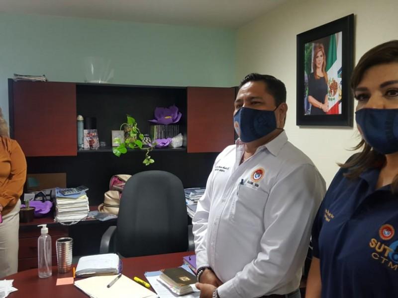 Emplazan a huelga 5 mil trabajadores de Cajeme