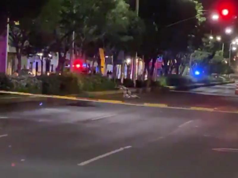 Empleado de Servicios Públicos muere arrollado en Zaragoza