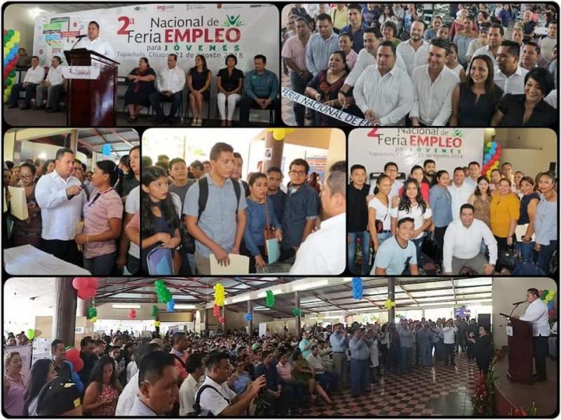 Empleos productivos para Tapachula