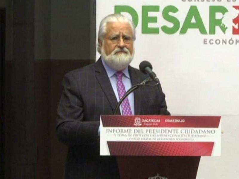 Empresarios apoyan Presa Milpillas en pos de Zacatecas