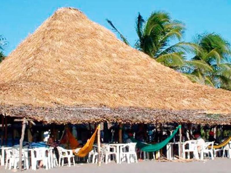 Empresarios con bajas ventas en Puerto Arista