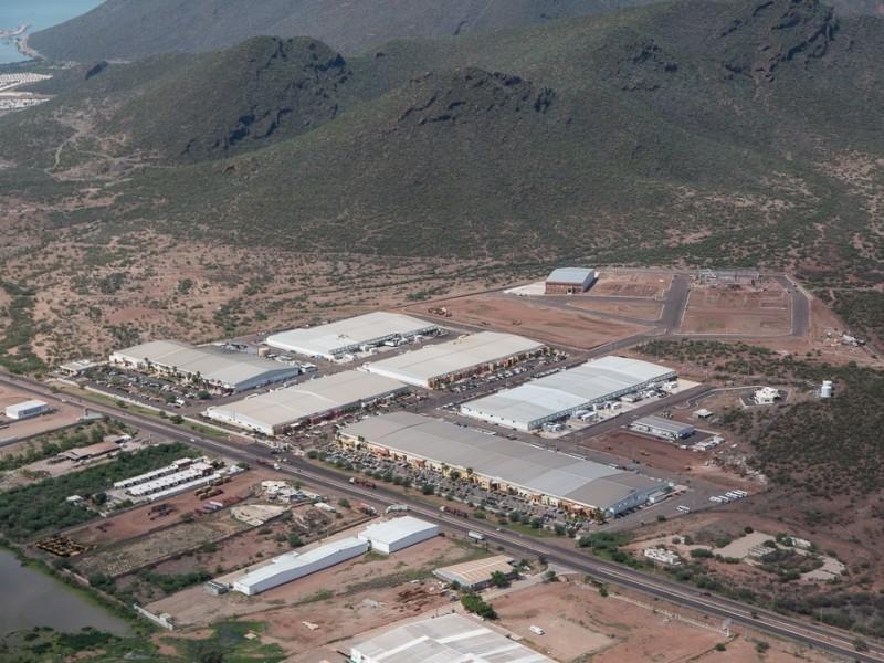 Empresas aeroespaciales en expansión