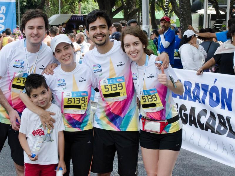 Empresas presentarán equipos para Maratón Guadalajara Megacable
