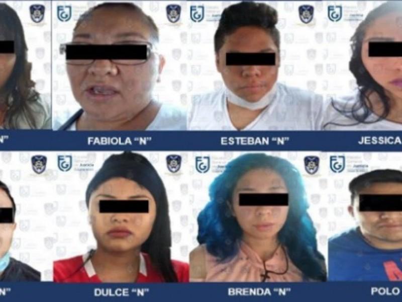 En 13 meses, desarticulan 238 bandas de secuestradores en México