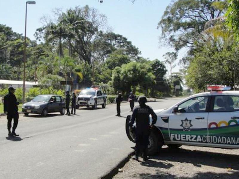 En 2020,Chiapas con menor presupuesto en seguridad