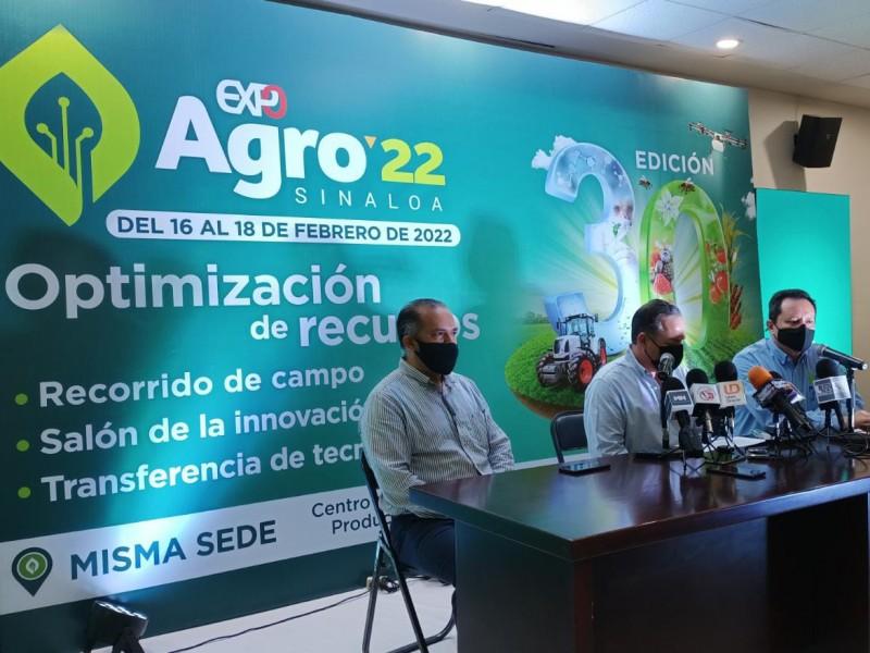 En 2022 sí habrá ExpoAgro Sinaloa, anuncia la CAADES