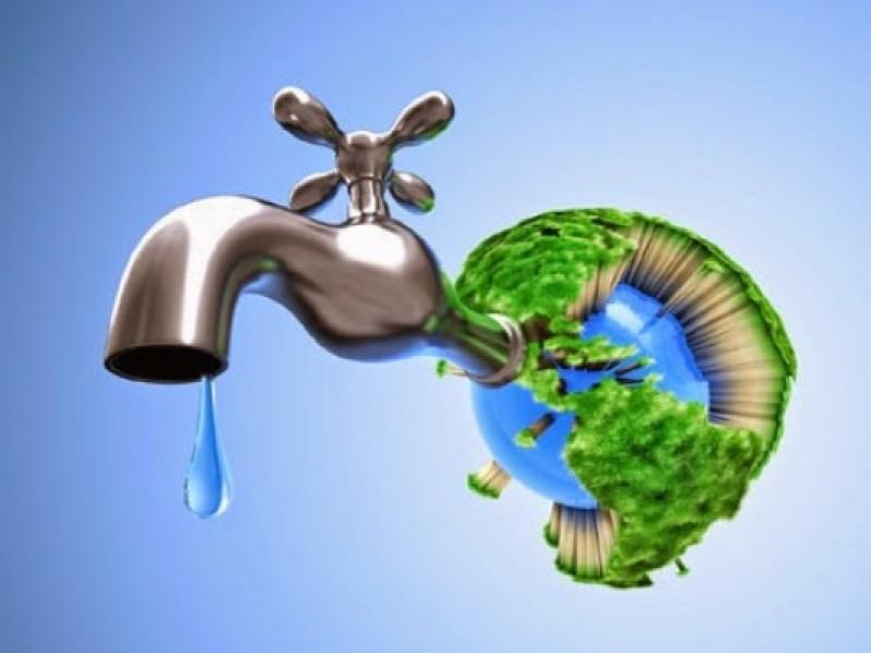 En 2025, el mundo padecerá escasez de agua