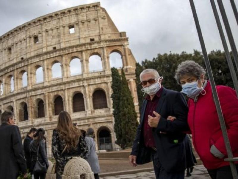 En 24 horas Italia registra casi 11 mil contagios Covid-19