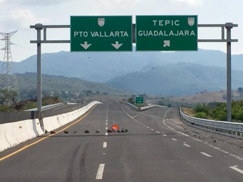 En 3 meses reiniciarán trabajos en autopista Jala-Puerto Vallarta
