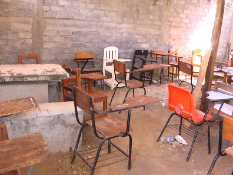 En 4 meses podrían culminar reconstrucción de primaria
