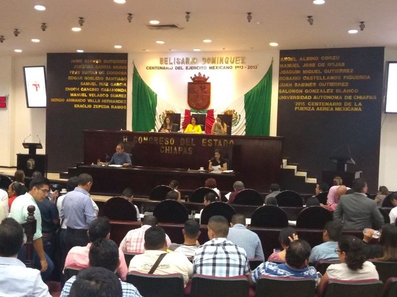 En 45 días instalan Guardia Nacional en Chiapas