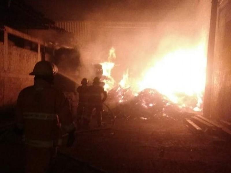 En 48 horas ocurren 9 incendios en Puebla