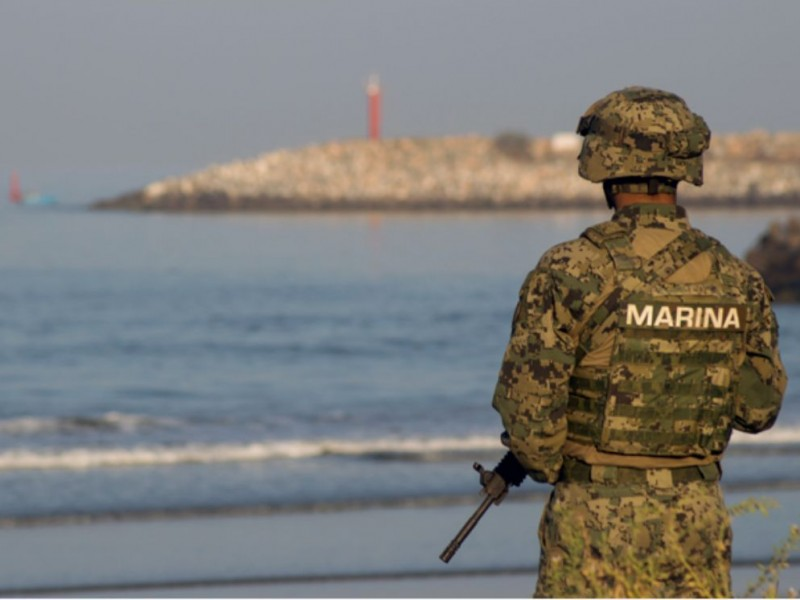En acción Plan Marina por tormenta tropical Michael