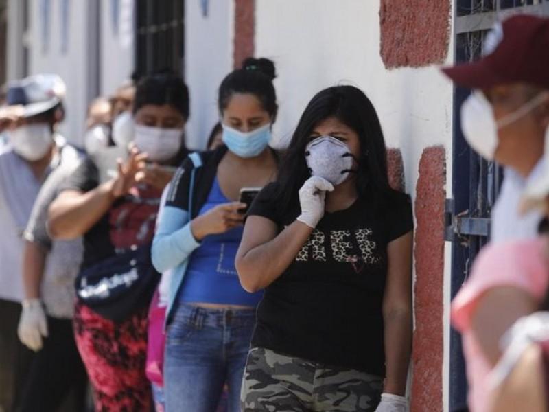 En AL la pandemia no ha llegado al pico: OMS
