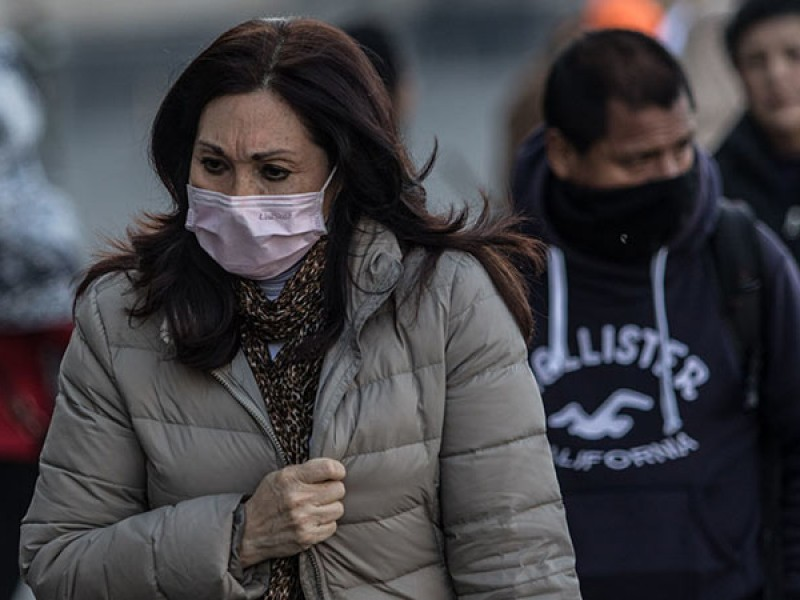 En alerta por frío 6 alcaldías de CDMX