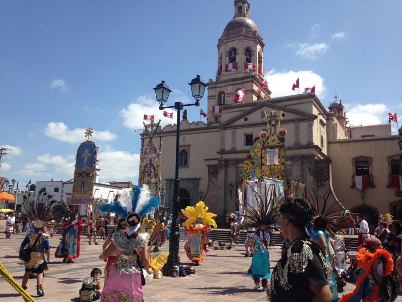 En análisis realización de Festas de la Santa Cruz