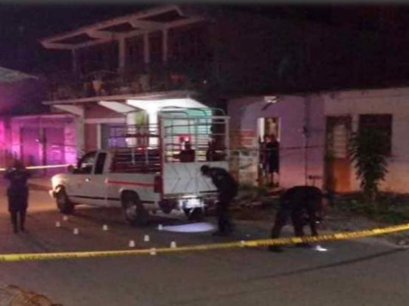 En atentado, asesinan a padre e hijos en Xicotepec