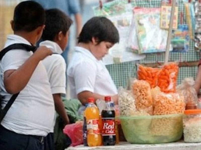En aumento cifras de obesidad infantil en México