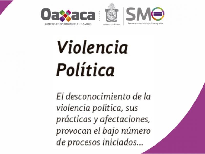 En aumento la violencia política en Oaxaca: Activistas