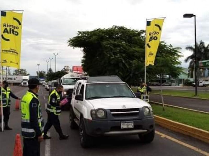 En Bandera Amarilla, se mantienen 10 municipios de Michoacán