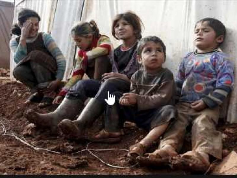 En centros de detención los niños son separados