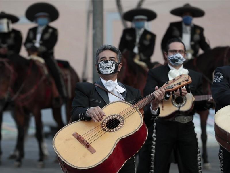 En cifras: México alcanza las 35,491 muertes por Covid-19